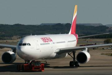 Iberia volará a China y Japón con aviones Airbus A-330