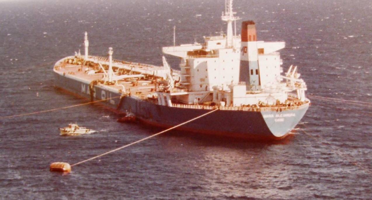 Fue un barco con mala suerte y arrastró consigo a casi toda su tripulación
