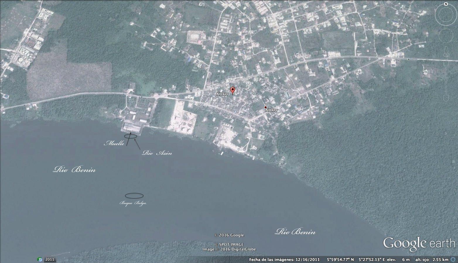 Puerto de Koko