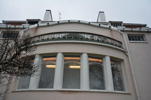 l edificio ya es centenario, pues las obras finalizaron en 1903