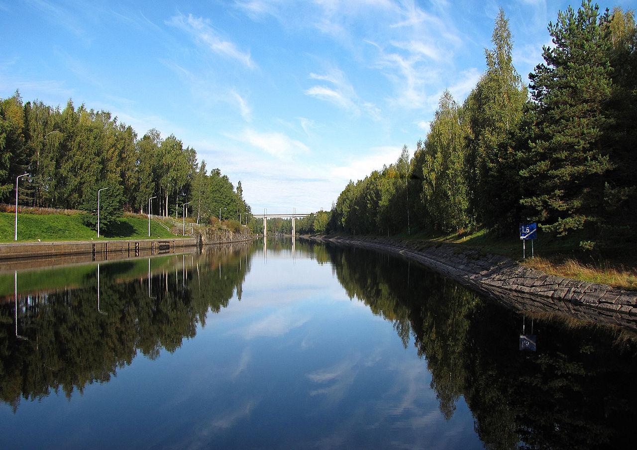 El canal tiene un recorrido de 43 kilómetros