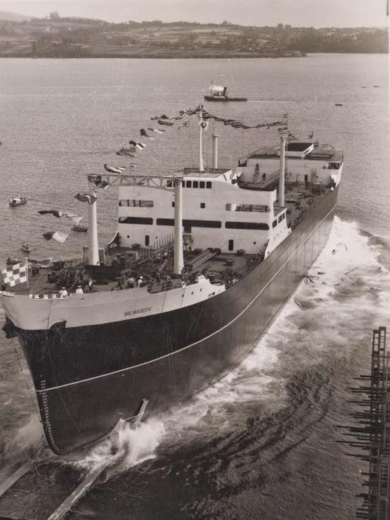 En su momento fue el buque mayor construido en Ferrol