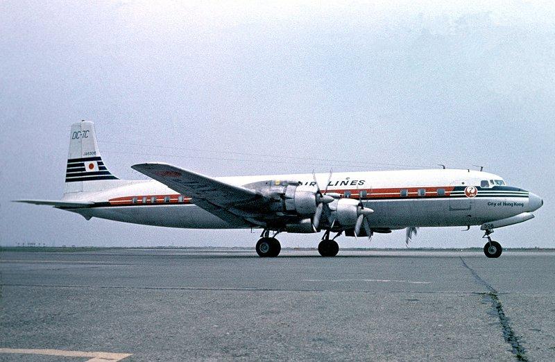 Al servicio de JAL voló entre Japón y EE.UU. con escala en Honolulú