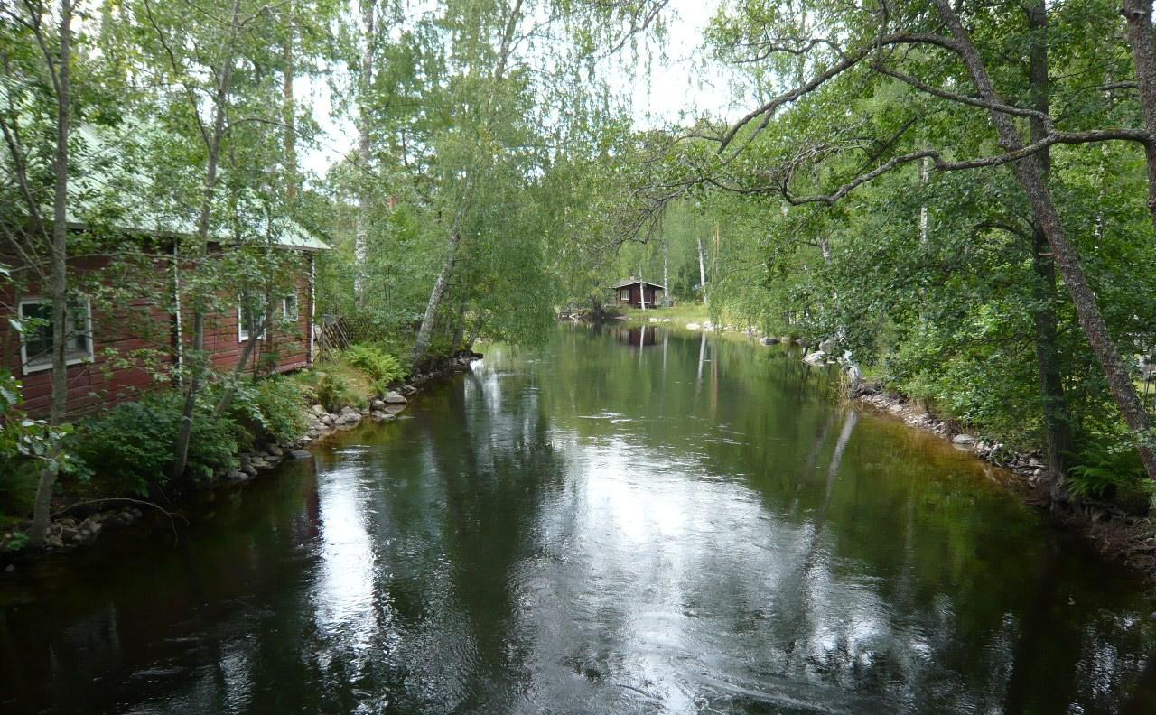 Canal Käyhkään en la actualidad