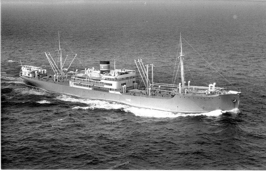 El proyecto del buque era anterior a la Segunda Guerra Mundial