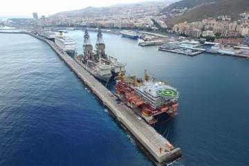 El puerto de Santa Cruz de Tenerife aspira a posicionarse en el suministro internacional de GNL