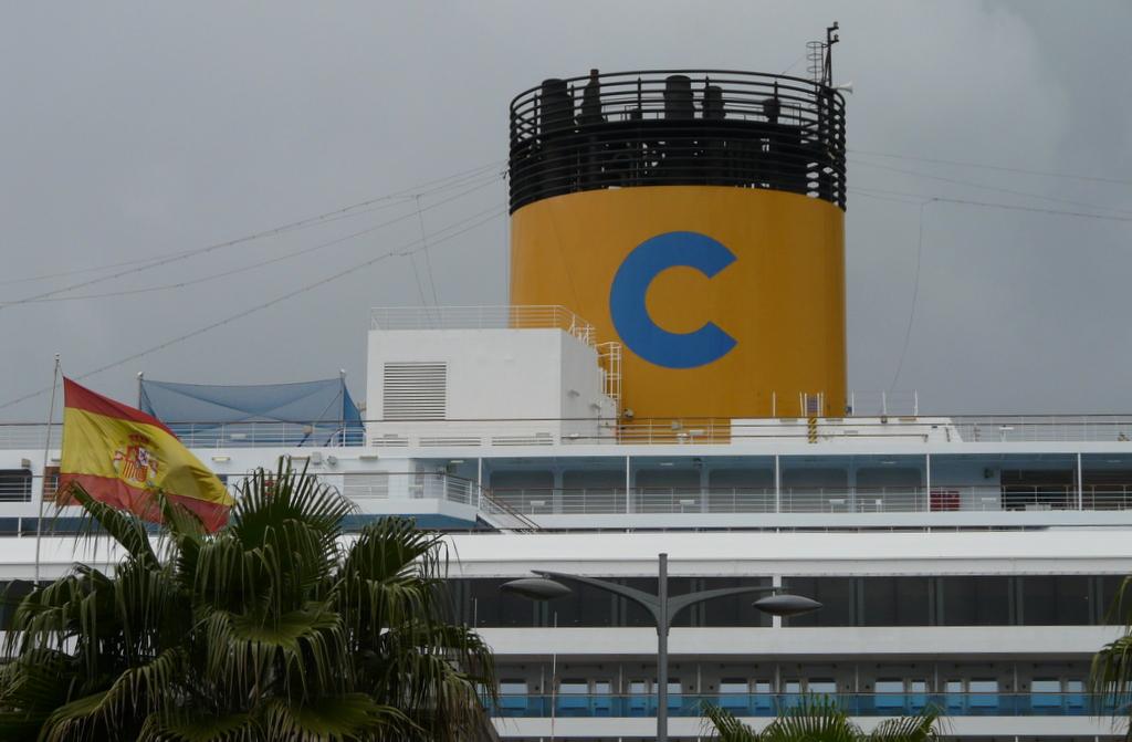 La contraseña de Costa tiene una larga relación con el puerto de vigo
