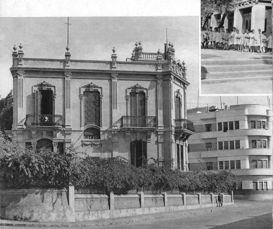Edificio de la Viuda de Yanes, actual Intendencia Militar