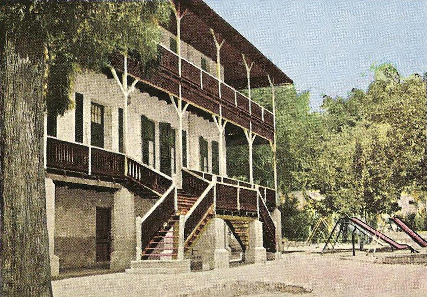 Colegio de la Rambla, ya desaparecido