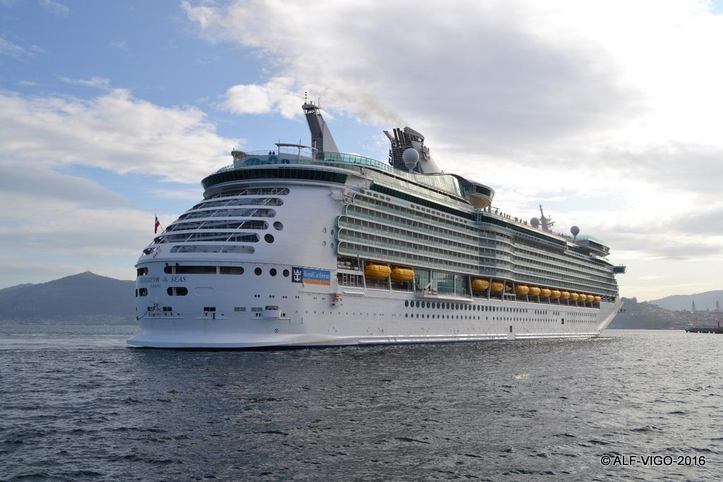 El buque tiene 15 años y en su momento fue un hito en la historia de Royal Caribbean International