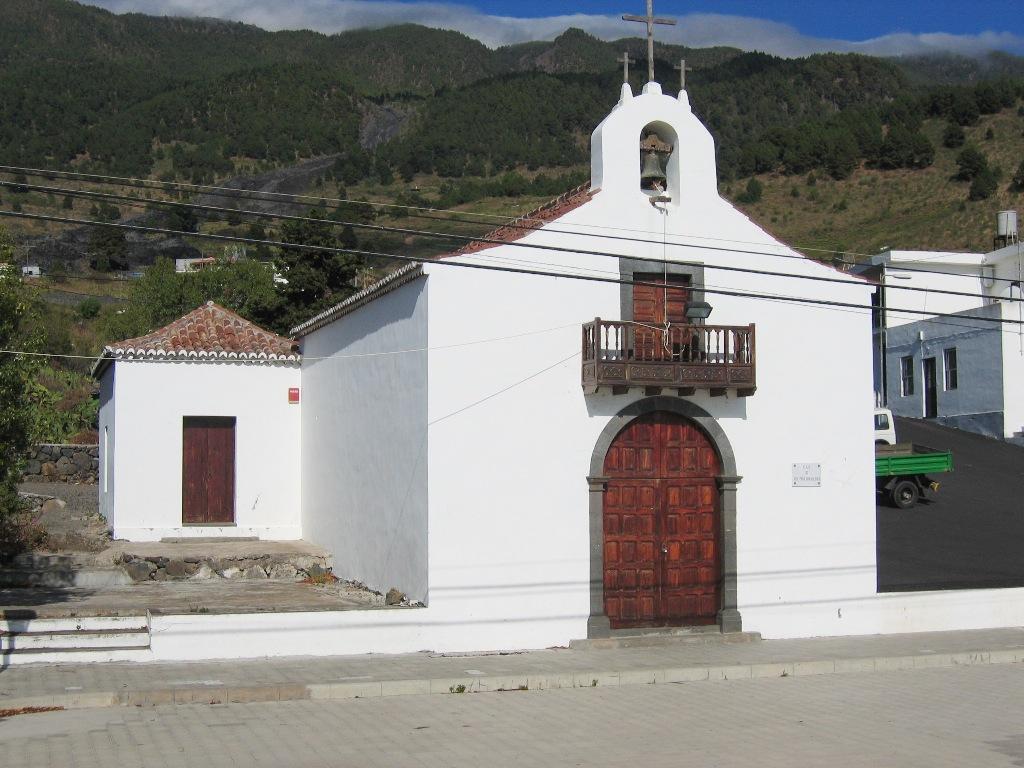 Ermita de San Nicolás, en Las Manchas