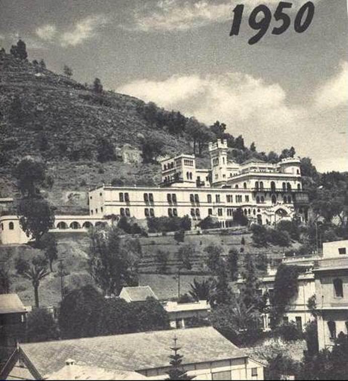 Ampliación del colegio del Quisisana (1950)