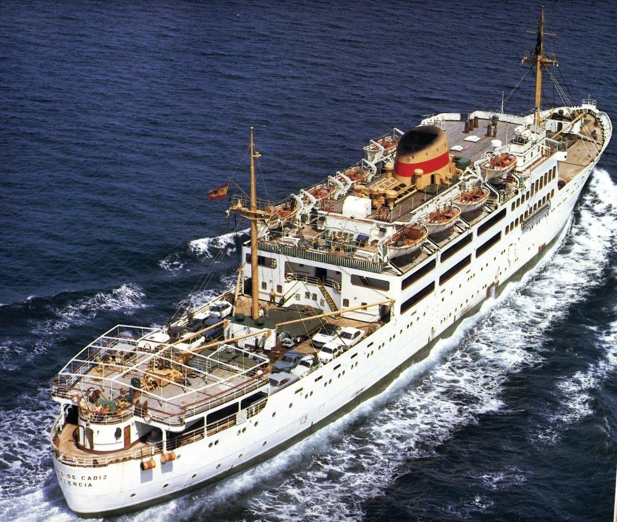 Era un barco bonito, exponente de otra época de la construcción naval en España