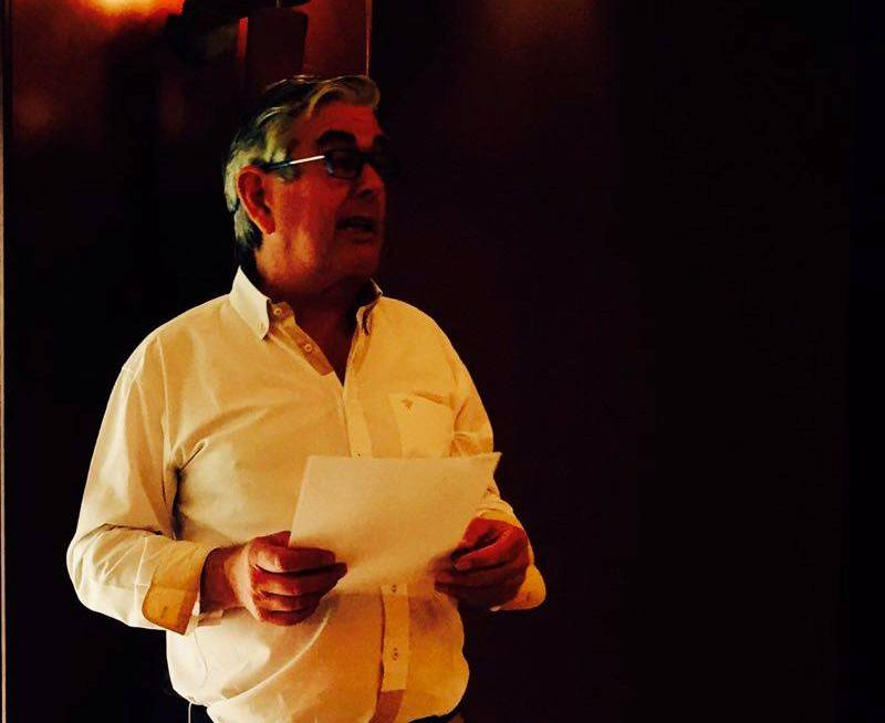 Juan Cárdenas Soriano puso de manifiesto sus dotes de magnífico anfitrión