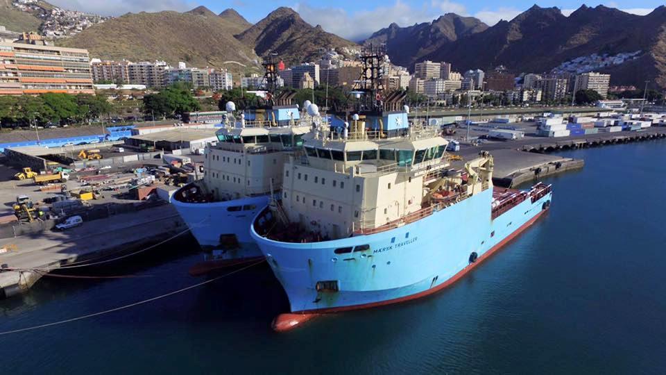 Maersk ya conoce el puerto tinerfeño y ha enviado a otros buques buques de su flota