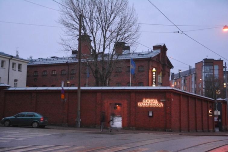 El edificio fue prisión hasta 2002 y desde 2007 es hotel
