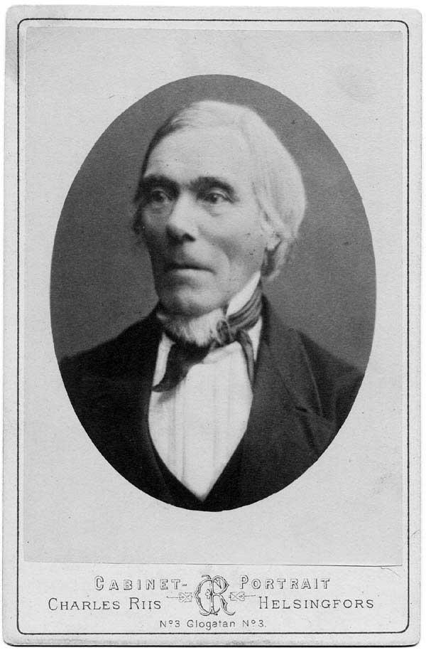 Elías Lönnrot (1802-1884)