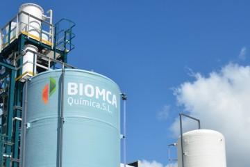 ólo nueve meses han mediado para la puesta en marcha de Biomca Química