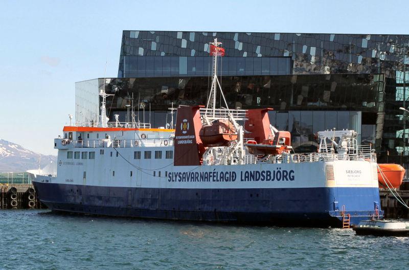 Desde 1998 cumple funciones de buque-escuela de salvamento