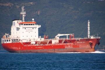 """El petrolero """"Minitank Six"""" está fletado por CEPSA"""