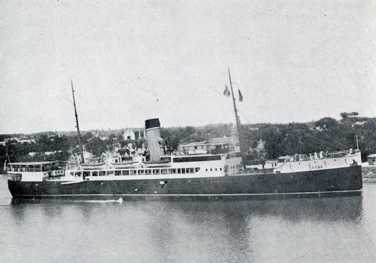 """El buque """"San Carlos"""" acabó su vida marinera en Cuba"""
