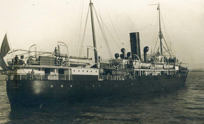 Ambos buques habían sido construidos en el astillero de Matagorda