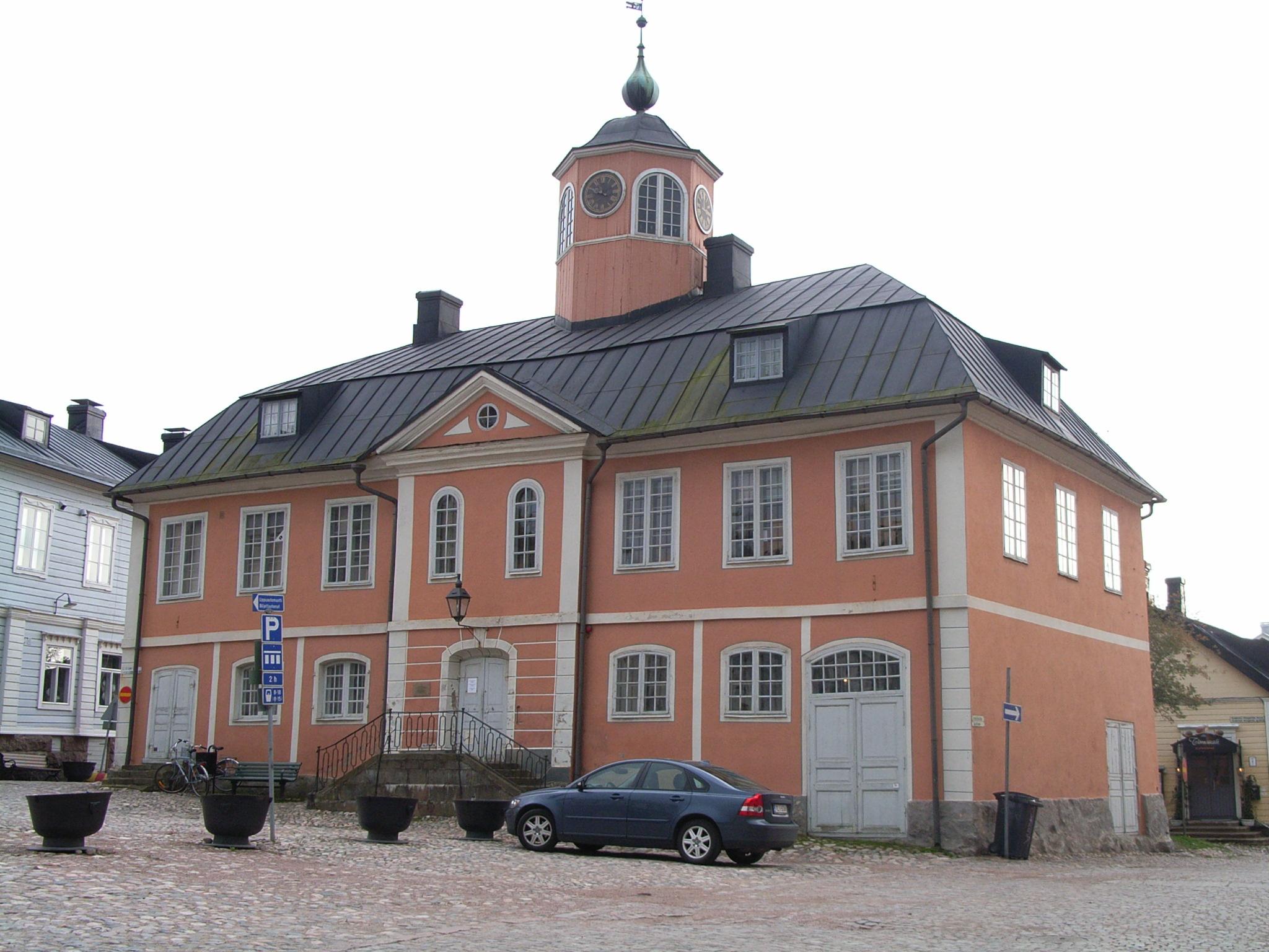 Sede del Ayuntamiento de Porvoo
