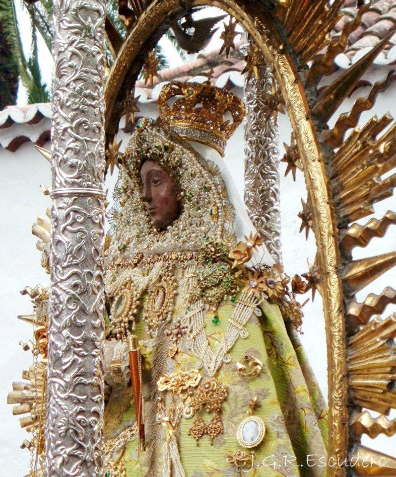 La venerada imagen habita en el corazón de todos los palmeros