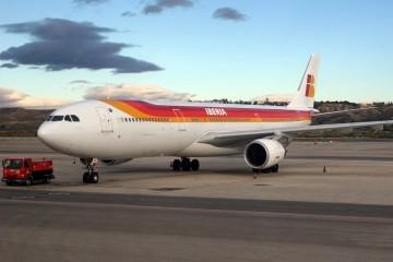 Hasta la llegada del A350, el largo radio de Iberia está centrado en el A330
