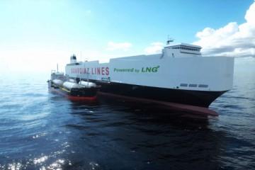 Cepsa y Flota Suardíaz suministrán GNL en 2018 en el puerto de Barcelona