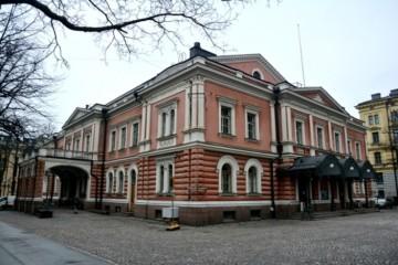 El Teatro Alexander de un referente clásico de la historia cultural de Finlandia