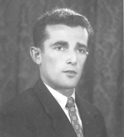 Alberto Calero Garcia (c. 1948)