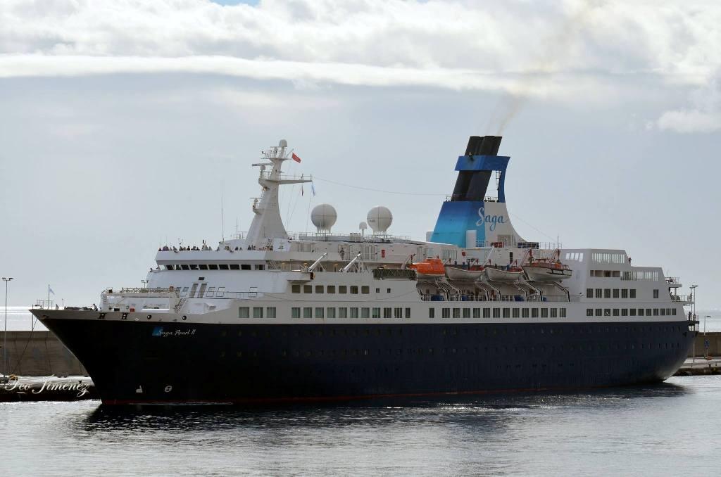 Es un viejo conocido del puerto de Santa Cruz de La Palma
