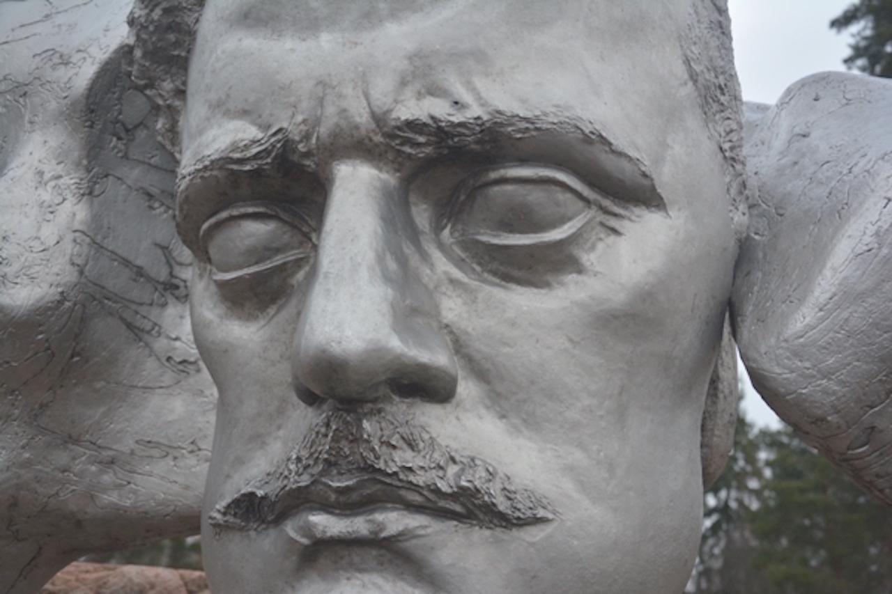 Jean Sibelius es una figura de gran calado nacional y proyección internacional