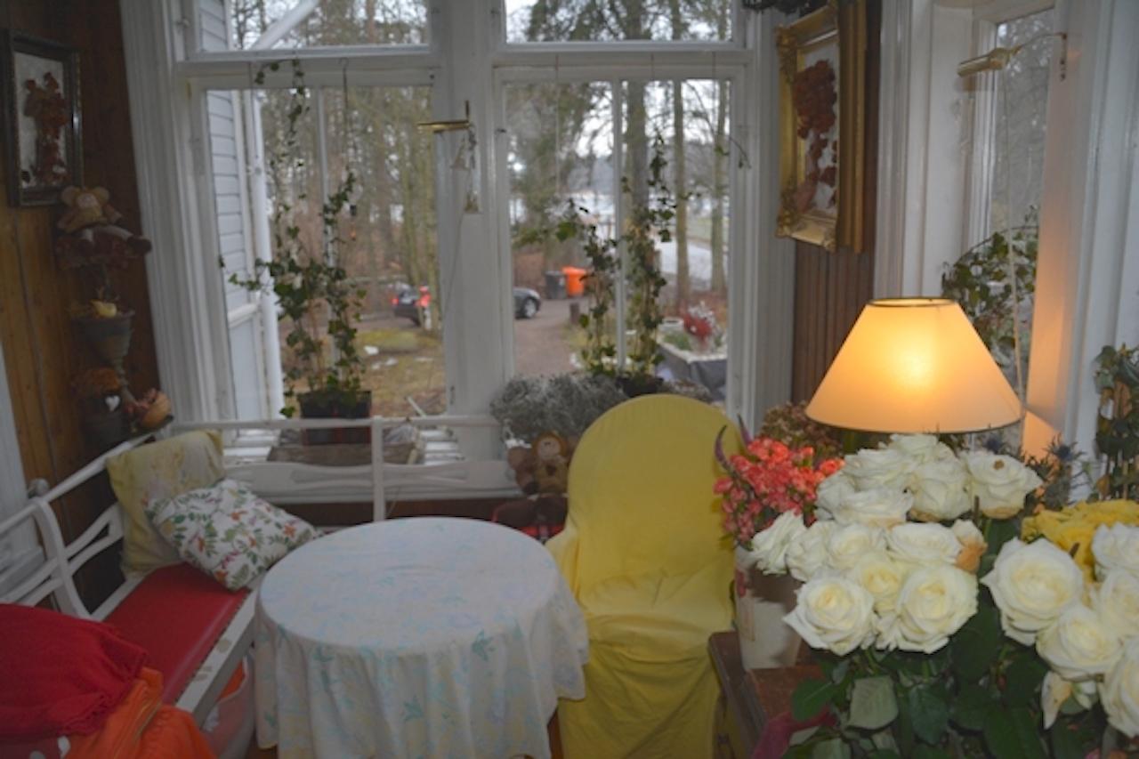 Las estancias tienen diferentes estilos y son muy atractivas