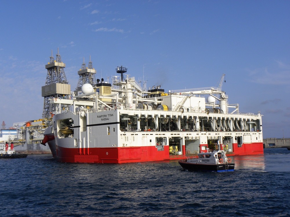 La presencia de unidades off shore en Tenerife se ha incrementado considerablemente en los dos últimos años