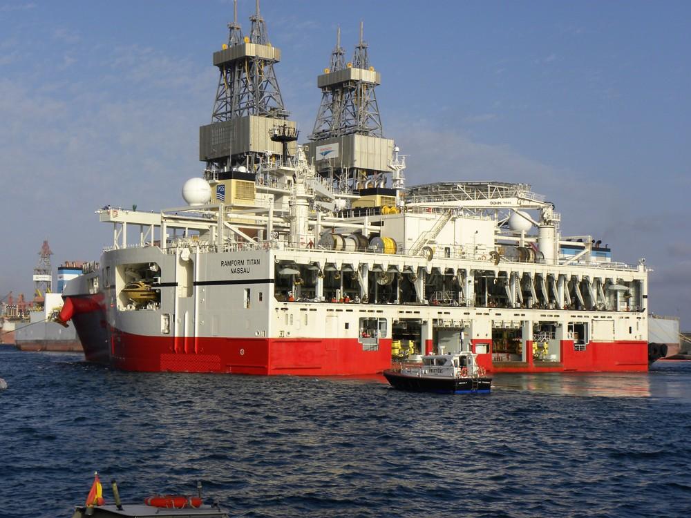 Este buque es el primero de una serie de cuatro construidos en Japón
