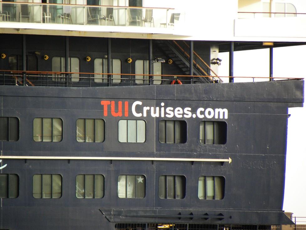 El grupo turístico Tui Cruises nació en 2007