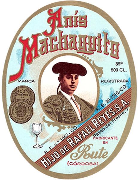 """La botella de anís """"Machaquito"""" hizo recordar historias del pasado"""