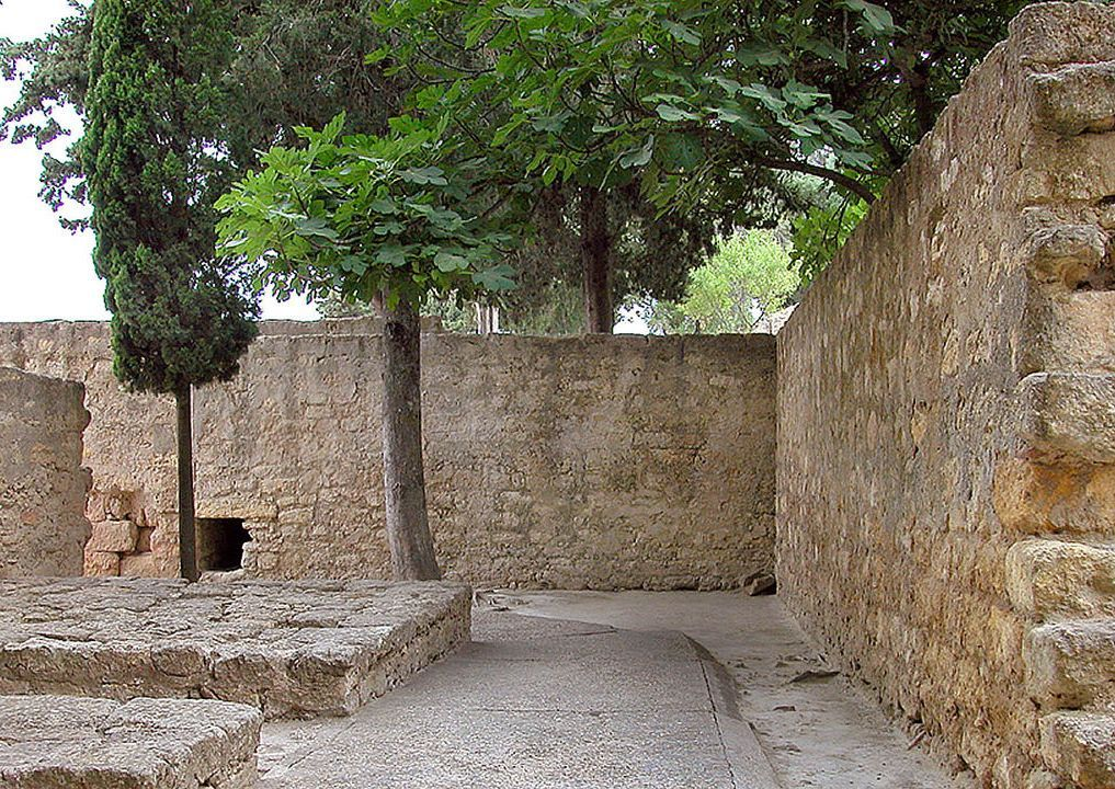 Madinât al Zahrâ. Puerta norte