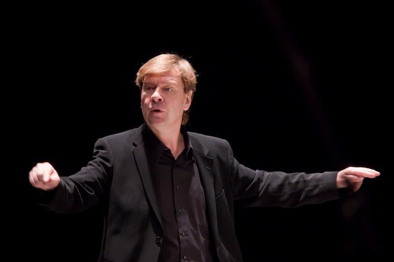 Magnus Lindberg, todo un referente de la música finlandesa