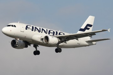Finnair vuela a la Laponia finlandesa con aviones A319 y A320