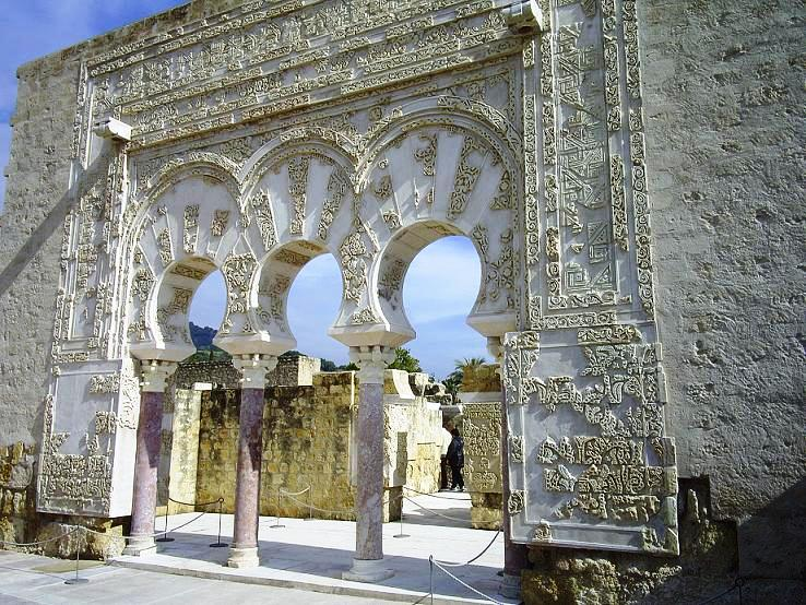 Madinât al Zahrâ. Puerta del primer ministro
