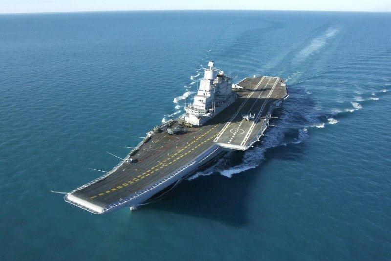 Se trata de una costosa remodelación de un buque ya existente