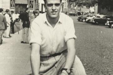 Sebastián Francisco Domínguez (1932-1955)