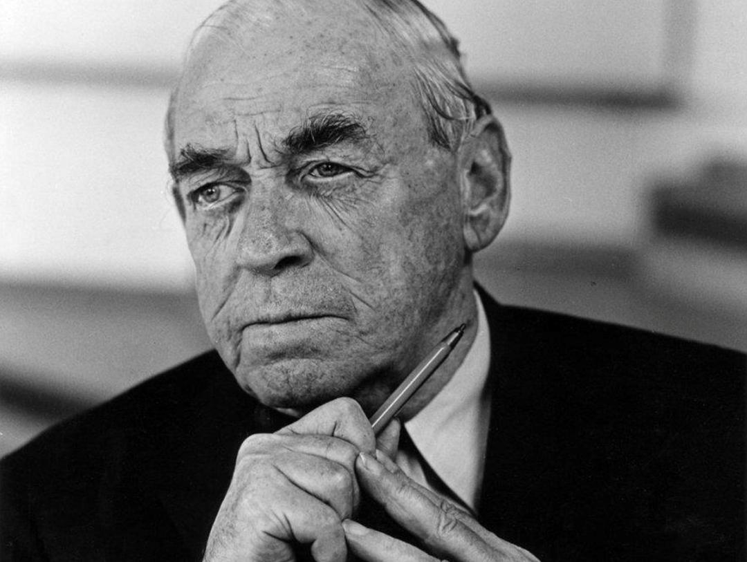 Alvar Aalto, en su plenitud intelectual y creadora