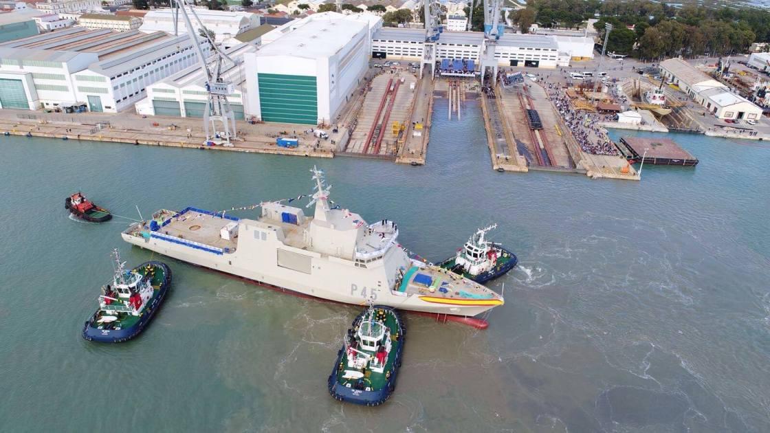 Tras la entrega del BAM no hay carga de trabajo para el astillero gaditano