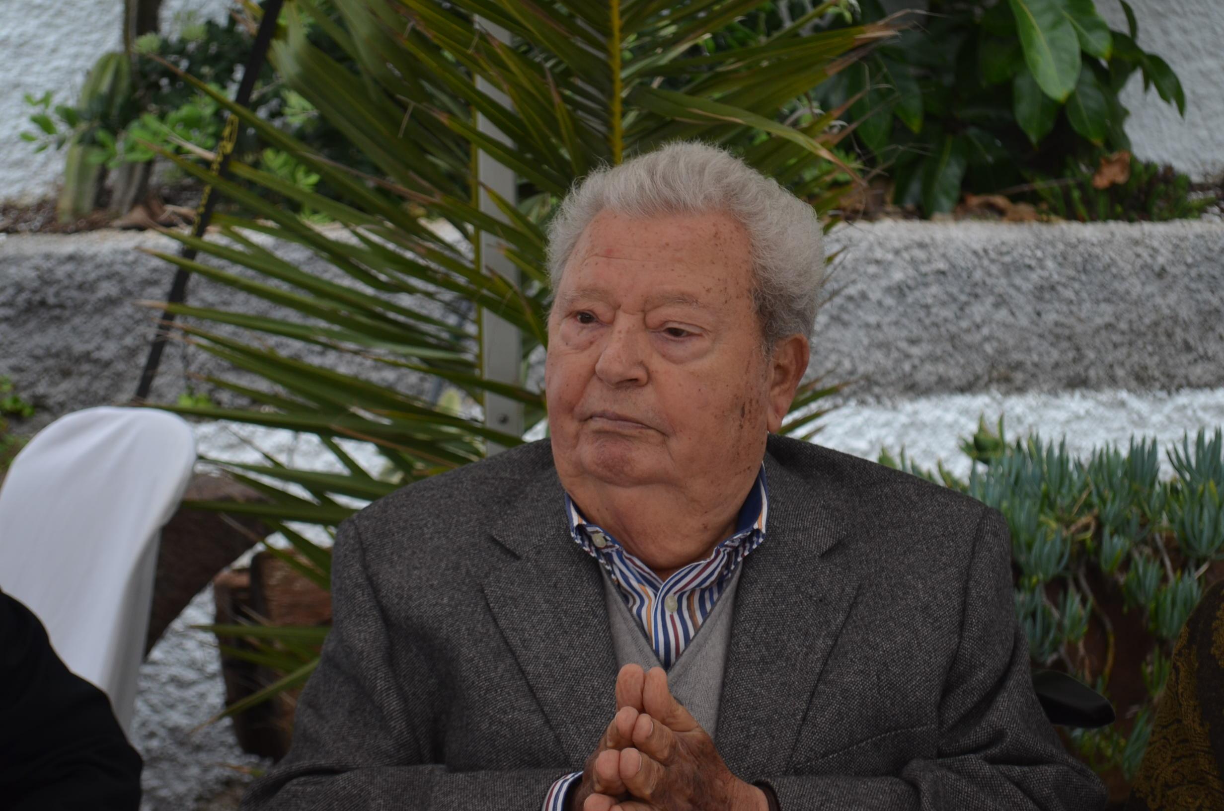 Alberto Juan Herrera Hernández agradeció el homenaje