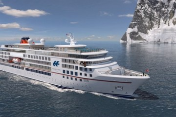 Happag Lloyd aumenta su flota turística con buques de alto standing