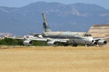 Estado en el que se encuentra el avión Convair Coronado CV 990A de Spantax